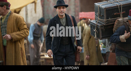 THE PROMISE (2016)  OSCAR ISAAC  TERRY GEORGE (DIR)  SURVIVAL PICTURES/MOVIESTORE COLLECTION LTD - Stock Photo