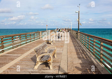 Dania beach fl usa march 13 2017 restaurant and for Hollywood florida fishing