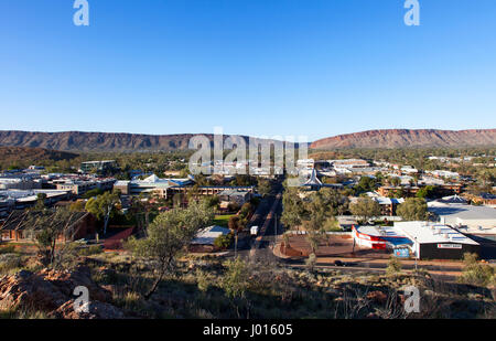 Alice Springs, Northern Territory, Australia - Stock Photo