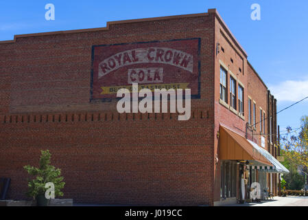 An older style building - Stock Photo