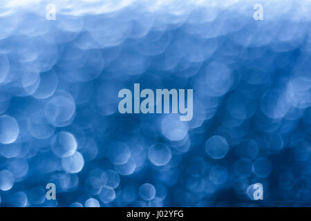 Abstract blue background website wallpaper, alien landscape or world, perhaps even a raindrops abstract. Abstract - Stock Photo