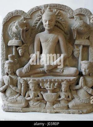National Museum of Cambodia, Phnom Penh - Stock Photo