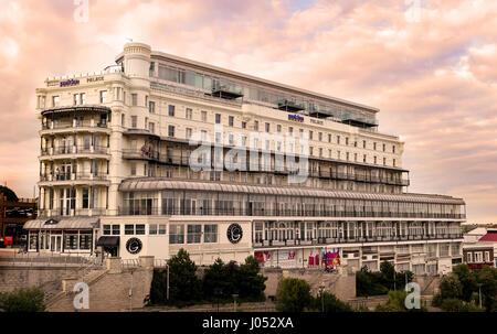 Park Inn Palace Hotel Southend-on-Sea - Stock Photo