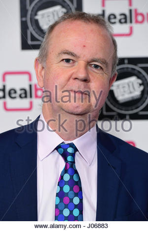 Embargoed to 0001 Tuesday April 11 File photo dated 14/03/17 of Have I Got News For You star Ian Hislop, who has - Stock Photo
