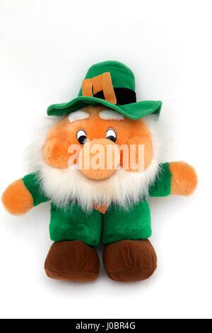 Leprechaun Toy - Stock Photo
