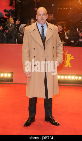 Jonny Lee Miller attends the T2 Trainspotting photo call at the 67th Berlinale International Film Festival Berlin.10th - Stock Photo