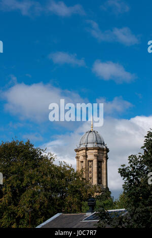 Saltaire United Reformed Church, Saltaire, Shipley, Bradford, UK - Stock Photo