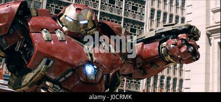ROBOT AVENGERS: AGE OF ULTRON (2015) - Stock Photo