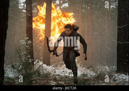 JEREMY RENNER AVENGERS: AGE OF ULTRON (2015) - Stock Photo