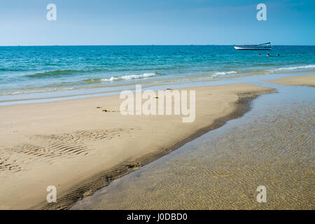 Hawaii Beach in the Sihanouk , Cambodia, Asia. - Stock Photo