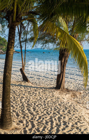 Independence Beach in the Sihanouk , Cambodia, Asia. - Stock Photo