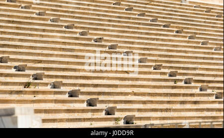 Olympic Stadium in Athens (Greece) - Stock Photo