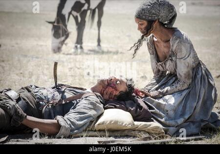 CYNTHIA ADDAI-ROBINSON TEXAS RISING (2015) - Stock Photo