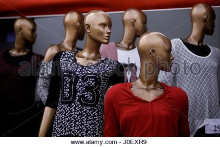 Antalya Turkey Fashion Clothes Clothes Shop    Turkey, view Of   Turkey, Istanbul, View Of   Turkey, Antalya, View - Stock Photo