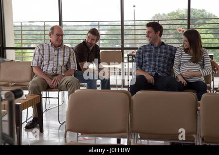 RELEASE DATE: August 26, 2016 TITLE: The Hollars STUDIO: Sycamore Pictures DIRECTOR: John Krasinski PLOT: A man - Stock Photo