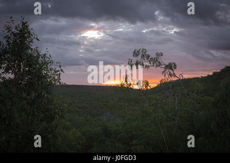 Kakadu National Park view Northern Territory - Stock Photo