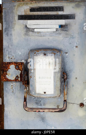 Stock Photo Domestic Fuse Box Close Up With Trip Switches Circuit Breakers 62709553 also Baco Pr21 Wiring Diagram additionally Why Circuit Breakers Trip 1824676 besides Stock Photo Old Rusty Electrical Fuse Box Uk 87864643 furthermore Electrical breaker. on switching fuse box to circuit breaker