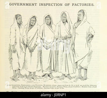 Letters from India and Ceylon, including the Manchester of India, the Indian Dundee, and Calcutta jute mills ... - Stock Photo