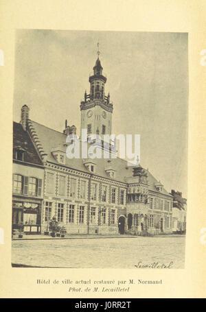 Histoire d'Hesdin - Stock Photo