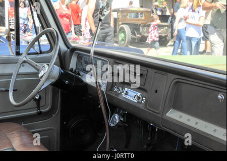 Las Vegas, Nevada, USA. 15th Apr, 2017. during Rat City Rukkus Car Show at Stratosphere Casino Hotel and Tower on - Stock Photo