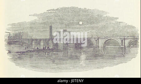 The Log of the Water-Lily ... during two cruises in the summers of 1851-2, on the Rhine, Neckar, Maine, Moselle, - Stock Photo
