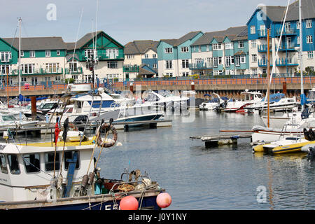 Exmouth Harbor - Stock Photo