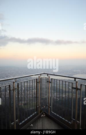 View over Zurich - Stock Photo