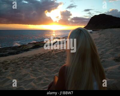 Beautiful Wife - Stock Photo