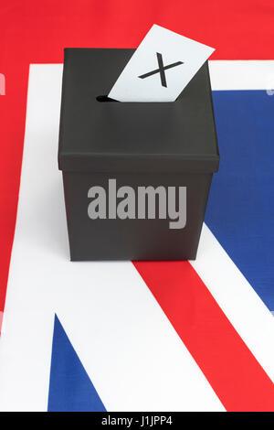 verkiezingen groot brittannië 2017
