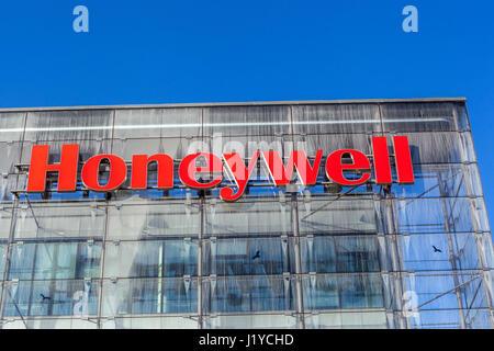 Honeywell praha