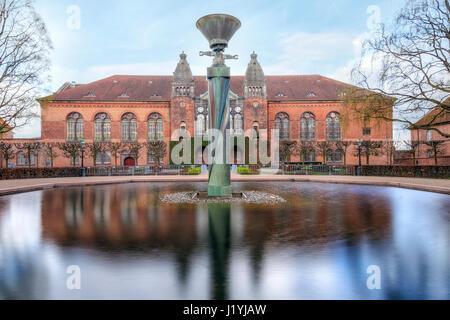 Royal Library, Copenhagen, Denmark, Scandinavia - Stock Photo