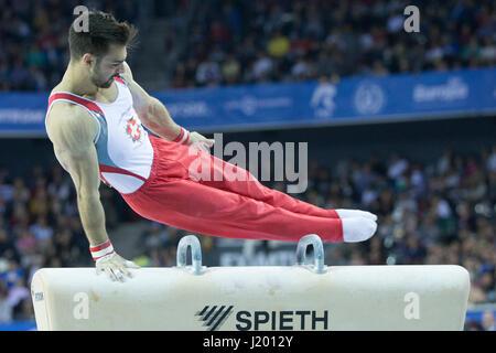 Kohei Uchimura 2014 Floor World Artistic Gymnastics