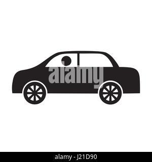 car icon image - Stock Photo