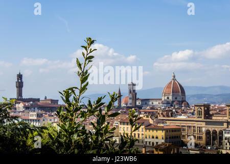 Beautiful Florence, Tuscany, Italy - Stock Photo