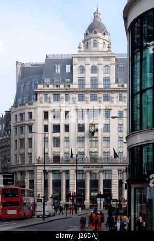 House of Fraser department store, City London, London, England, UK, Europe - Stock Photo