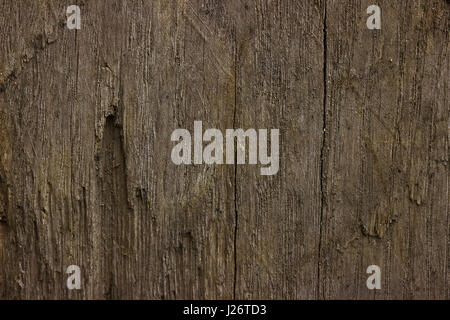 Brown wooden horizontal boards as an abstract background Stock Photo