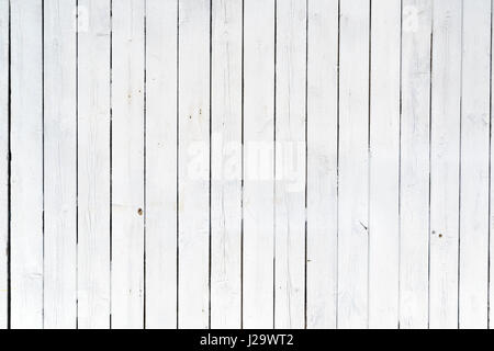 Painted wooden panels of white. Background photo texture - Stock Photo