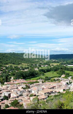 Riez, Alpes de Haute Provence, 04, PACA, France, Europe - Stock Photo
