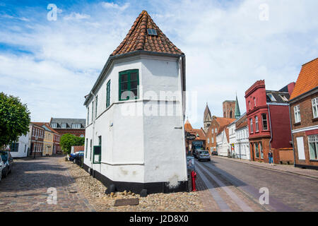 Old town of ribe oldest city of denmark stock photo royalty free image 60150695 alamy - The jutland small house ...