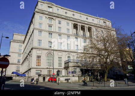 Midland Hotel Liverpool City Centre