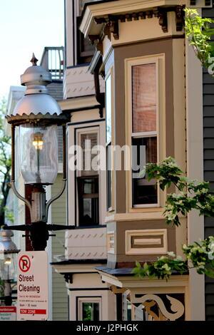 Historic City Street - Stock Photo