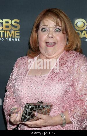 Pasadena, CA. 30th Apr, 2017. Patrika Darbo at arrivals for CBS Daytime Emmy After Party, Pasadena Conference Center, - Stock Photo