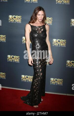 Pasadena, CA. 30th Apr, 2017. Stacy Haiduk at arrivals for CBS Daytime Emmy After Party, Pasadena Conference Center, - Stock Photo