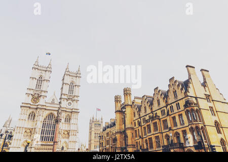 LONDON, UNITED KINGDOM - August 13, 2015: Westminster Cathedral in London city centre - Stock Photo