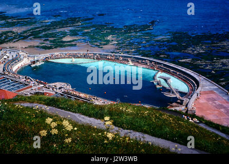 North bay bathing pool scarborough yorkshire england - Swimming pools in south yorkshire ...