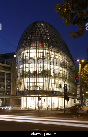 Germany, Cologne, department store of the  Peek & Cloppenburg company, built after plans of the architect Renzo - Stock Photo