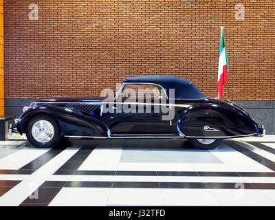 1938 Lancia Astura Pinin Farina pic6 - Stock Photo