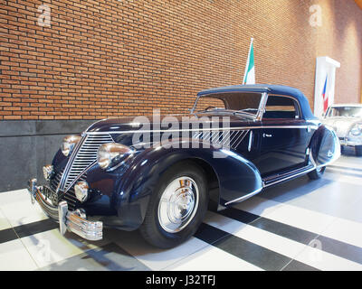 1938 Lancia Astura Pinin Farina pic10 - Stock Photo