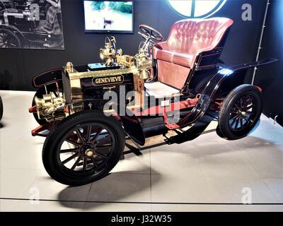 1904 Darracq 12hp Genevieve - Stock Photo