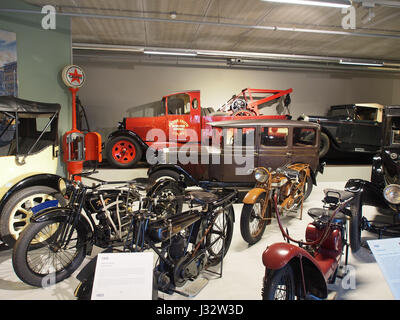 1920 hal Louwman museum foto 2 - Stock Photo